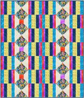 Bright Bows Quilt Pattern BS2-451