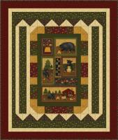 Bear Picnic Quilt Pattern BS2-458