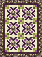 Ribbon Cascade Quilt Pattern BS2-460