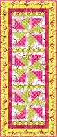 Lemonade Spritzer Table Runner Pattern BS2-461