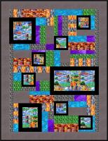 Harbour View Quilt Pattern BS2-474