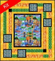 Portofino Quilt Fabric Kit BS2-475K
