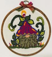 Petunia Pete -Gnome Embroidery Pattern BS4-101