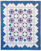Crystal Facets Quilt Pattern BTBQ-138e