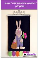 The Easter Wabbit Quilt Pattern CAM-566e