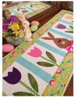 Spring Has Sprung Table Runner Pattern CAM-580e