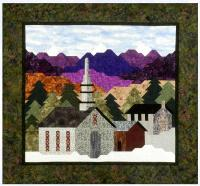 Rocky Mountain High Wall Hanging Quilt Pattern CC-491