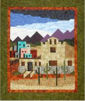 Southwest Mission Quilt Pattern CC-493