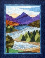 Sunset Serenity Quilt Pattern CC-500