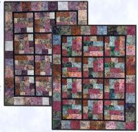 Bricks & Stones Quilt Pattern CC-518