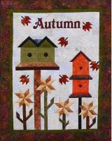 Autumn is in the Air Quilt Pattern CC-522