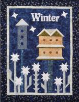 Winter is in the Air Quilt Pattern CC-523