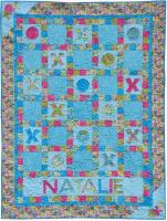 The Name Game Quilt Pattern CDB-110