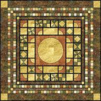 Here Comes the Sun Quilt Pattern CF-232