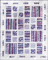 Georgias Garden Quilt Pattern CF-233