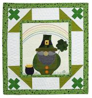 Bjorn - March of A Gnomie Year- Wall Hanging Pattern CH-120