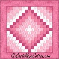Eight Trip Quilt Pattern CJC-2147