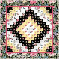 Botanica Eight Trip Wall Quilt Pattern CJC-214729