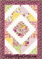 Log Cabin Quilt Pattern CJC-241810