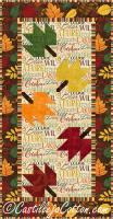 Falling Leaves Quilt Pattern CJC-246217