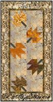 Falling Leaves Table Runner Quilt Pattern CJC-246218