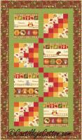Burst of Autumn Quilt Pattern CJC-36364