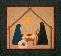 Nativity Pattern CJC-3697