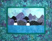 Loon Lovers Quilt Pattern CJC-3804
