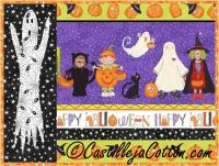 Ghost Placemat Pattern CJC-4051