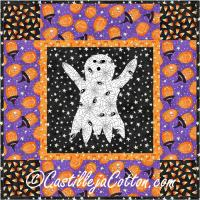 Harvest Ghost Quilt Pattern CJC-4061