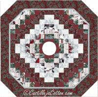 Winterberry Tree Skirt Pattern CJC-4094