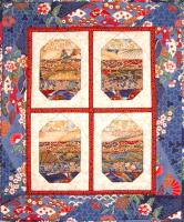 Asian Lanterns 4-patch Pattern CJC-4190