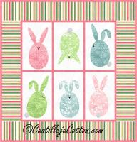 All Ears Bunnies Pattern CJC-43269