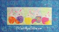 Hatching Bunnies Quilt Pattern CJC-4573