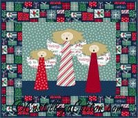 Singing Angels Quilt Pattern CJC-46372