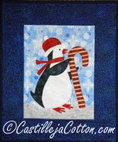 Penguin Sweets Quilt Pattern CJC-46401