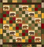 Alpine Trails Quilt Pattern CJC-46942