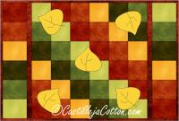 Leaves Placemat Pattern CJC-47731
