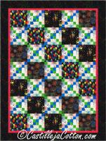 Party Cross Roads Quilt Pattern CJC-47755
