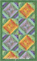 Shadow Play Two Quilt Pattern CJC-48342