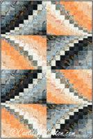 Double Diamond Quilt Pattern CJC-48415