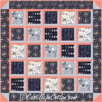Window View Quilt Pattern CJC-48472