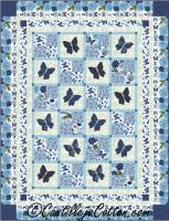 Butterfly Blossoms Quilt Pattern CJC-48601