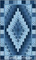 Diamond Lap Quilt Pattern CJC-486311