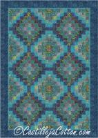 Six by Six Trip Quilt Pattern CJC-48732