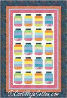 Candy Jars Quilt Pattern CJC-48781