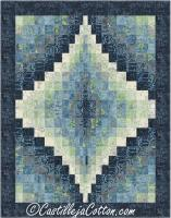 Bargello Jewel Quilt Pattern CJC-49252