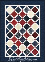 On Point Minis Quilt Pattern CJC-49294