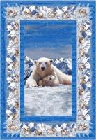 Polar Bear Fun Quilt Pattern CJC-49481