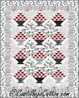 Baskets Quilt Pattern CJC-4970
